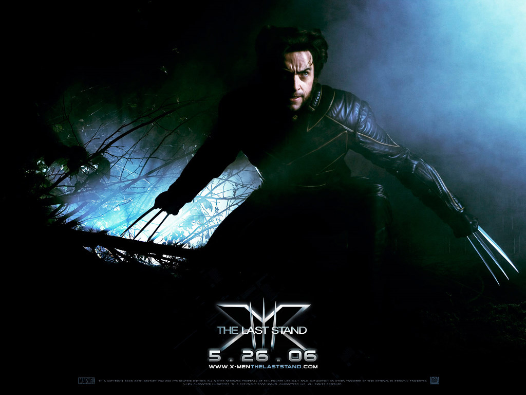Movies Wallpaper: X-Men - The Last Stand (Wolverine)