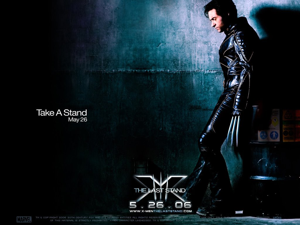 Movies Wallpaper: X-Men - The Last Stand