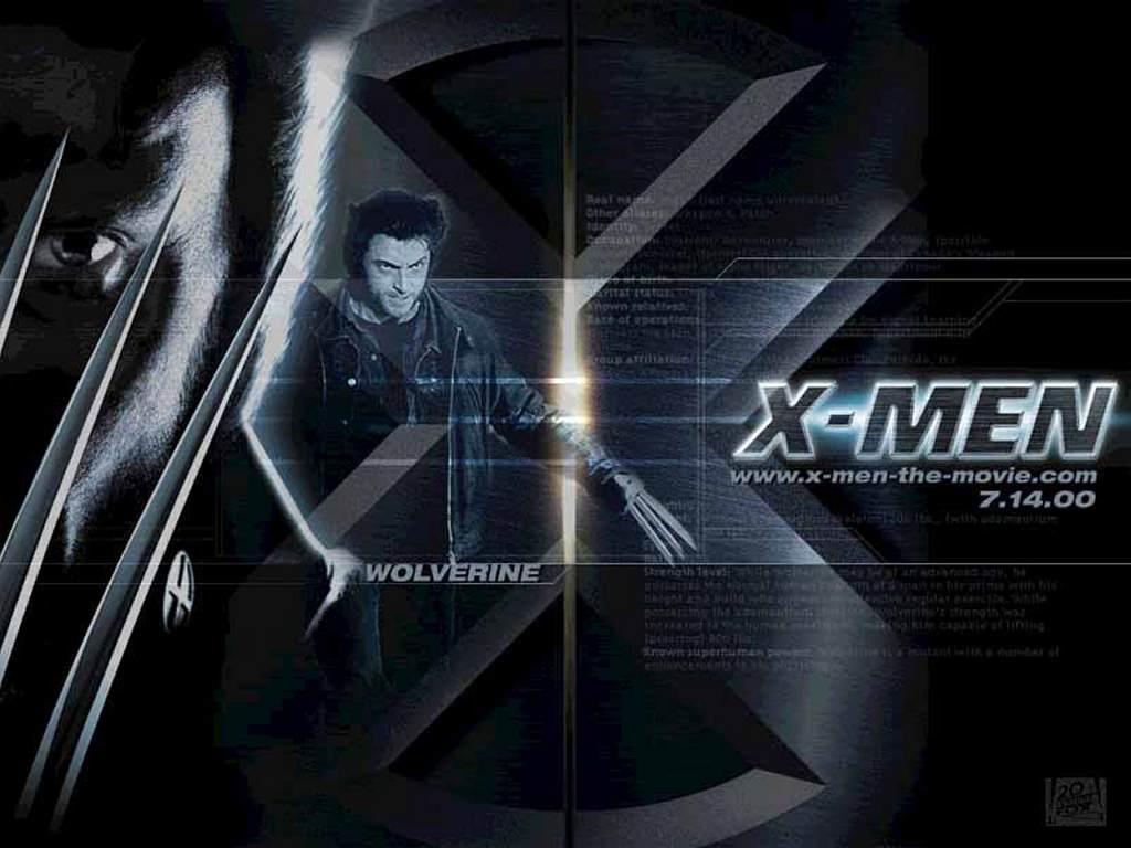 Movies Wallpaper: X-Men - Wolverine