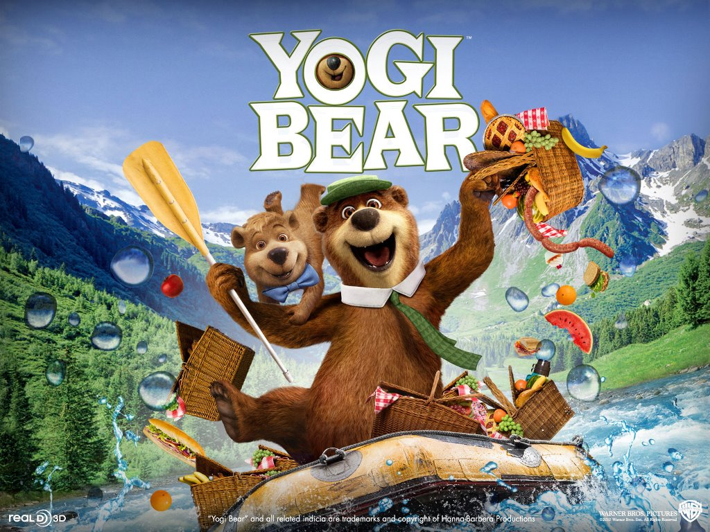 Movies Wallpaper: Yogi Bear
