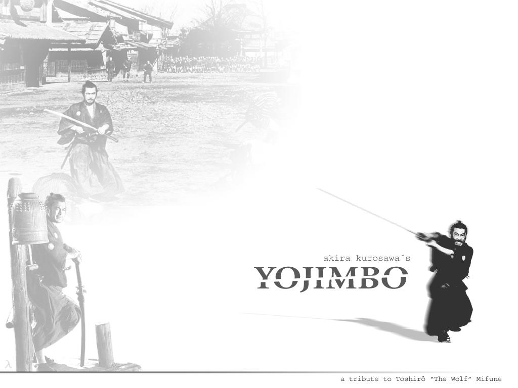 Movies Wallpaper: Yojimbo