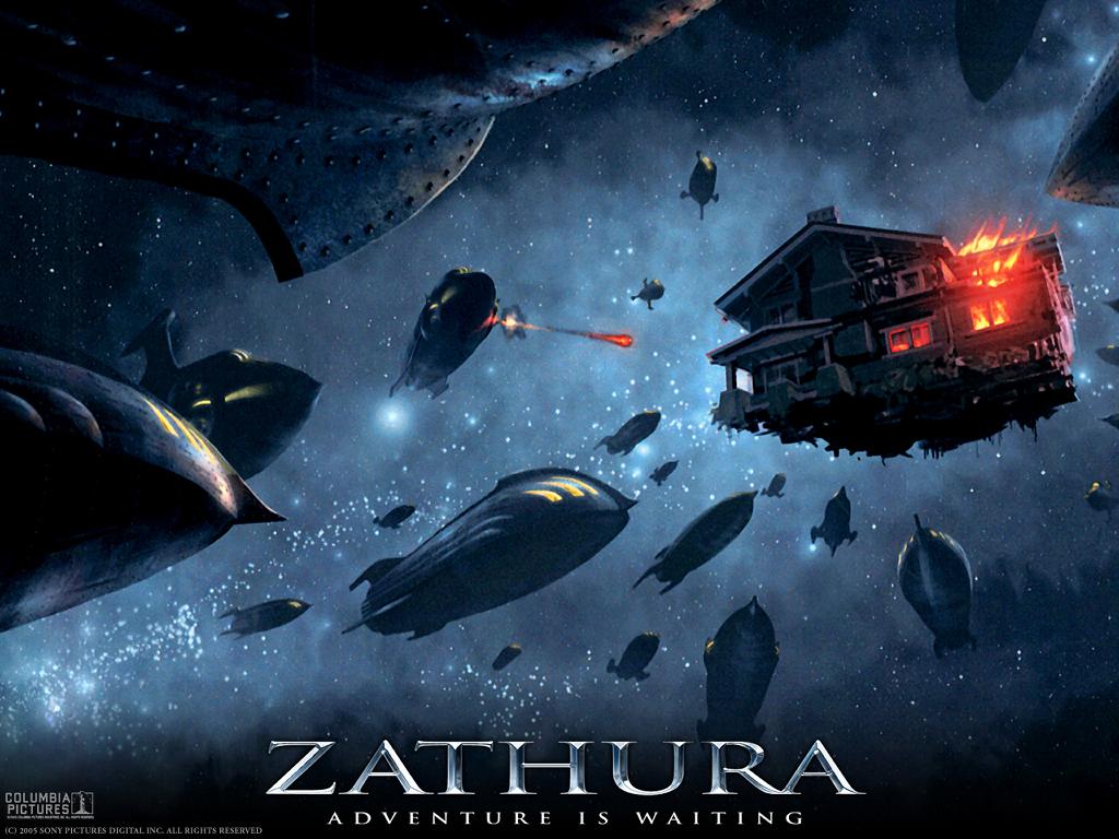 Movies Wallpaper: Zathura