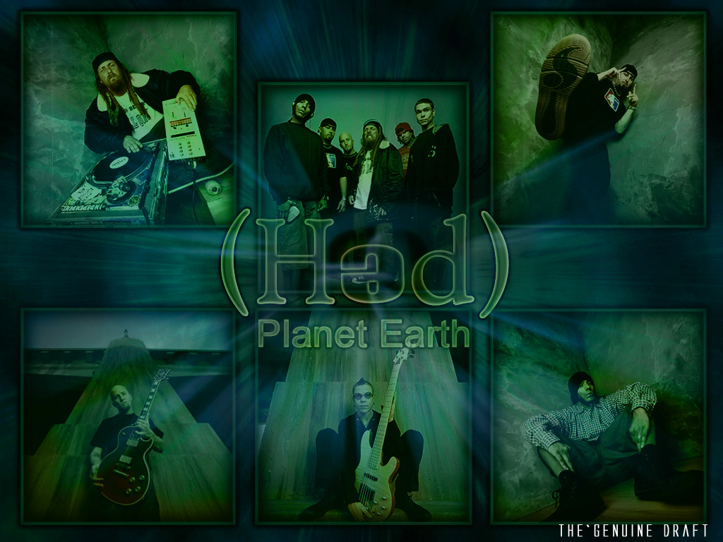 Music Wallpaper: (HED) Planet Earth