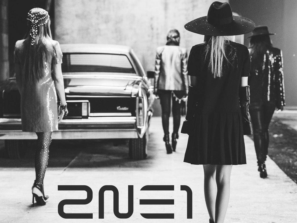 Music Wallpaper: 2NE1 - Missing You