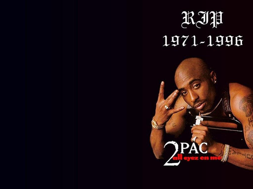 Music Wallpaper: 2Pac