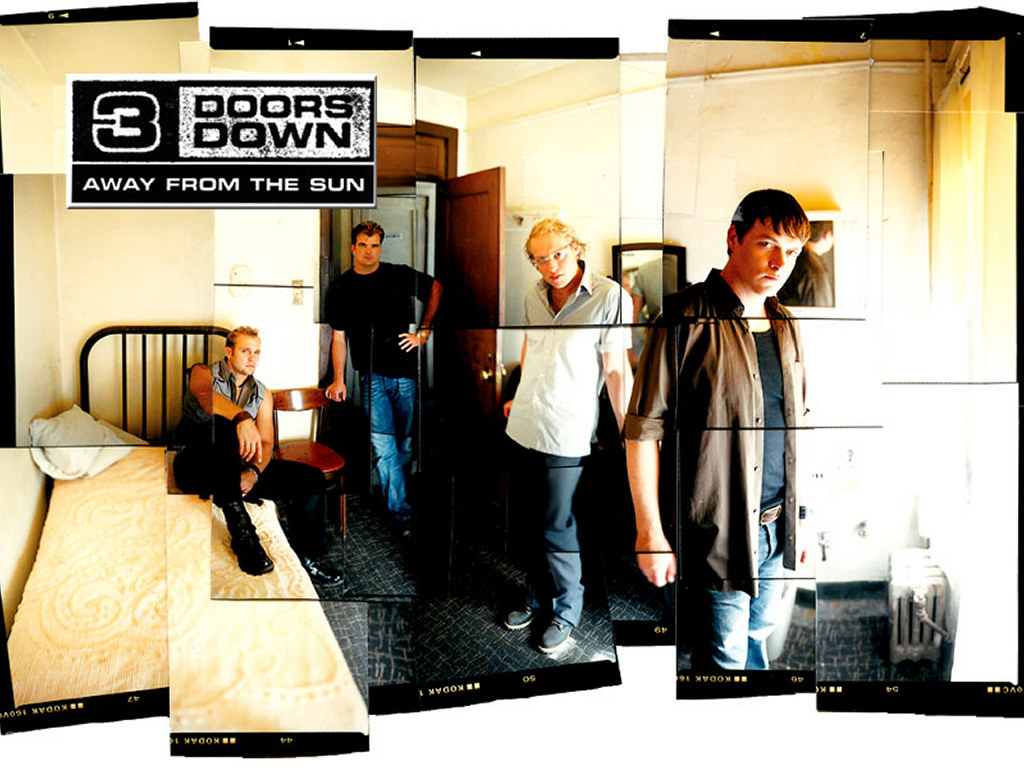 Music Wallpaper: 3 Doors Down