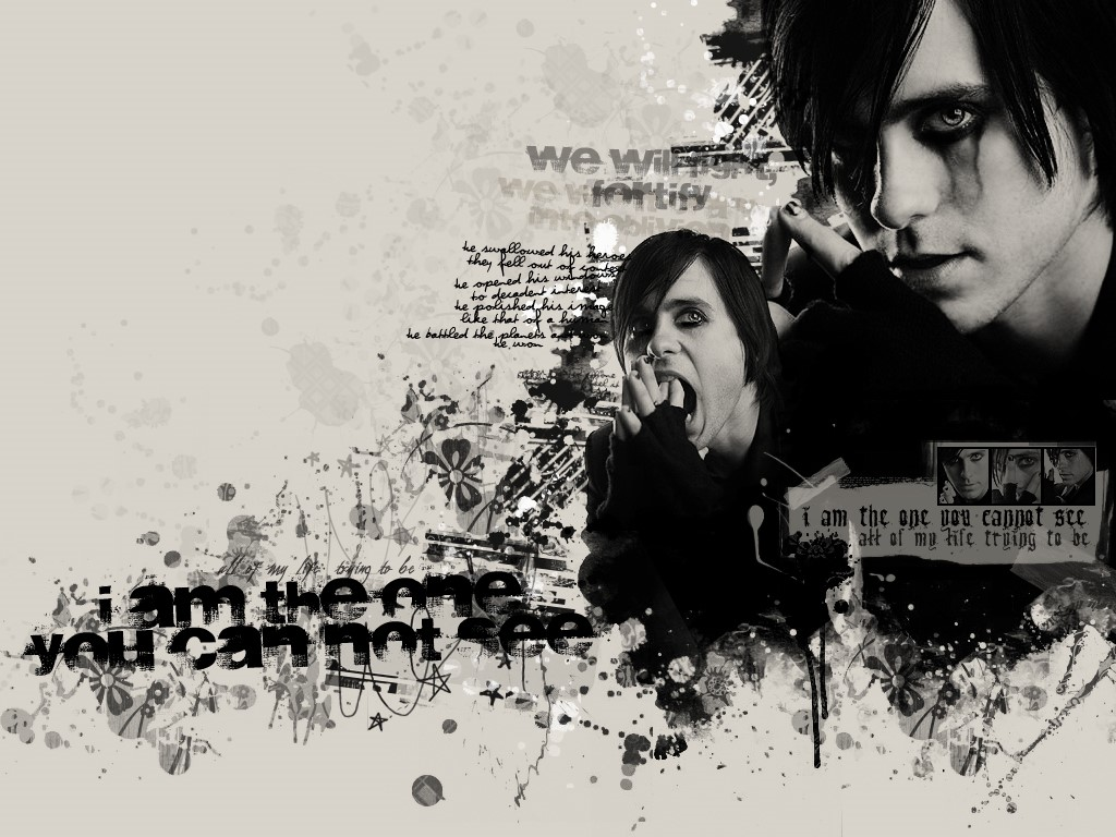 Music Wallpaper: 30 Seconds to Mars