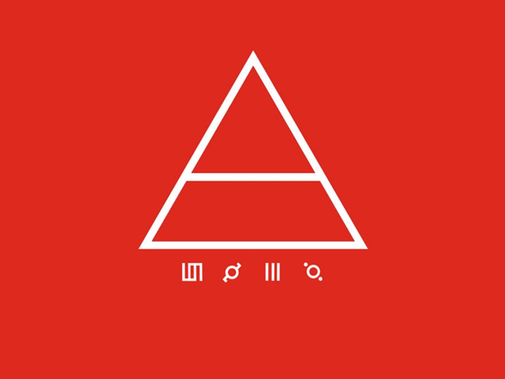 Music Wallpaper: 30 Seconds to Mars - Triad