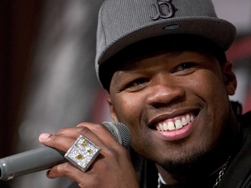 Music Wallpaper: 50 Cent