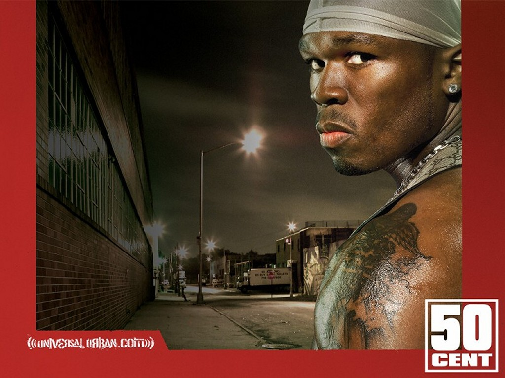 Music Wallpaper: 50 Cent