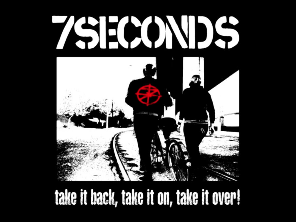 Music Wallpaper: 7 Seconds - Take It Back