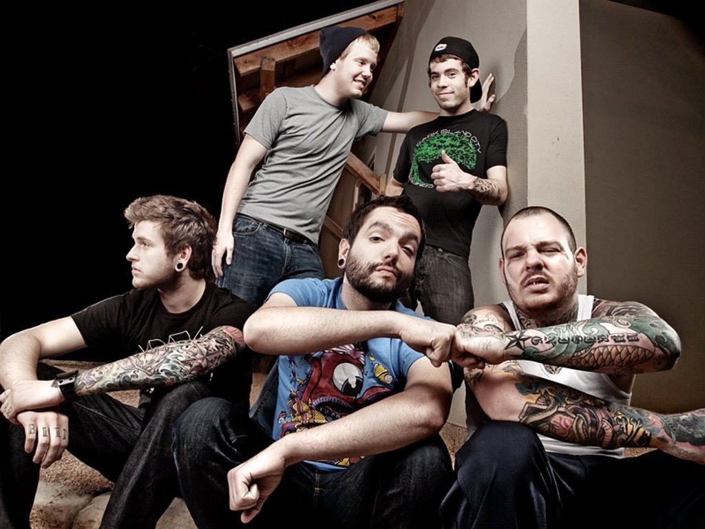 Music Wallpaper: A Day to Remember