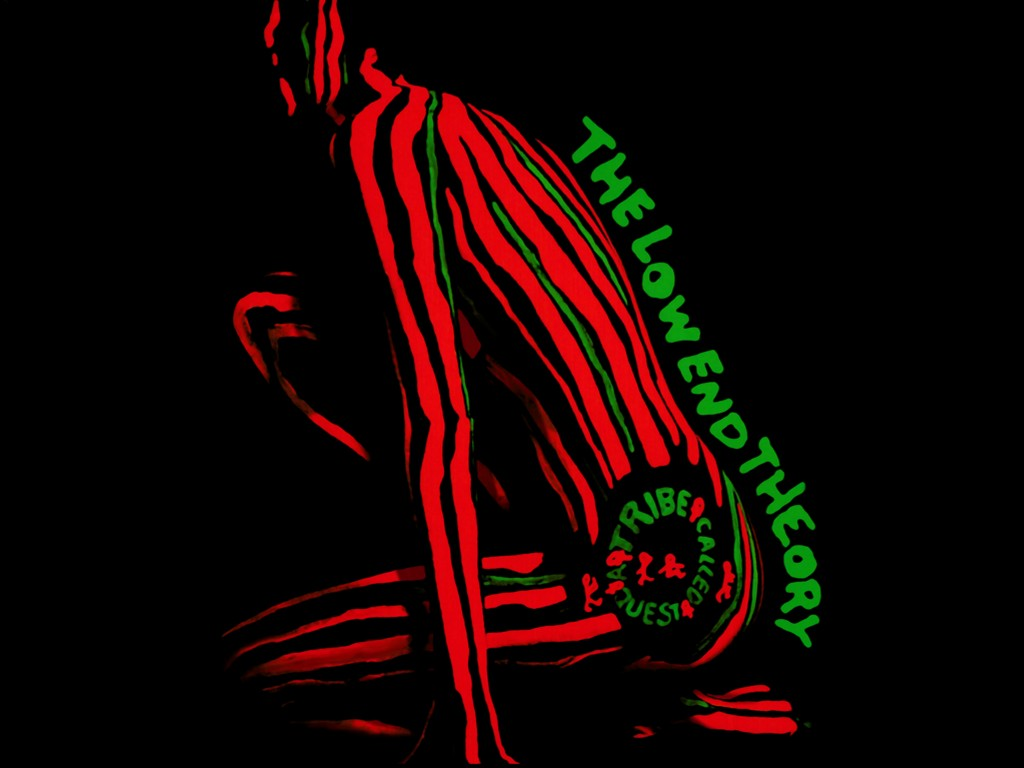 Music Wallpaper: A Tribe Called Quest