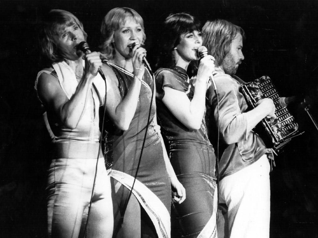 Music Wallpaper: ABBA
