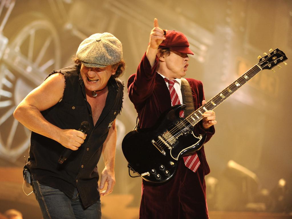 Music Wallpaper: AC/DC