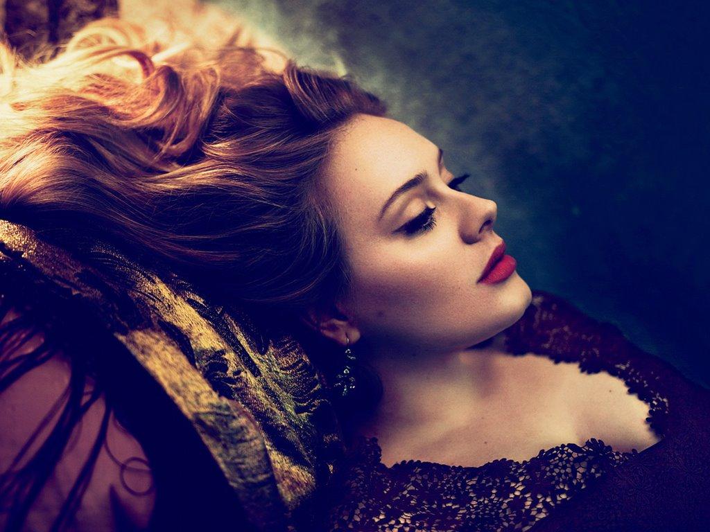 Music Wallpaper: Adele