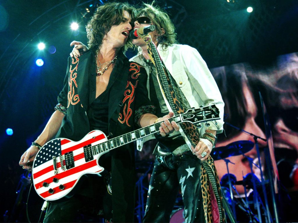 Music Wallpaper: Aerosmith