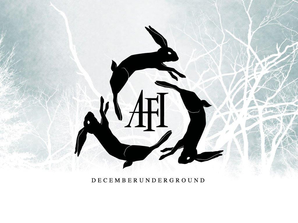 Music Wallpaper: AFI - Decemberunderground