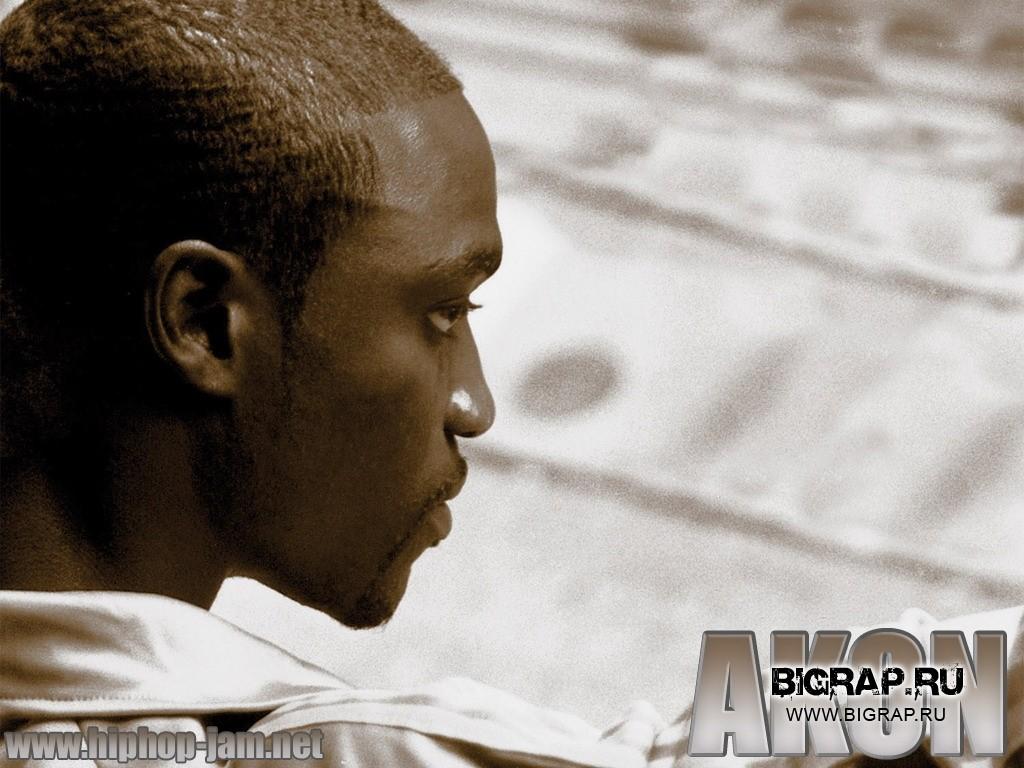 Music Wallpaper: Akon