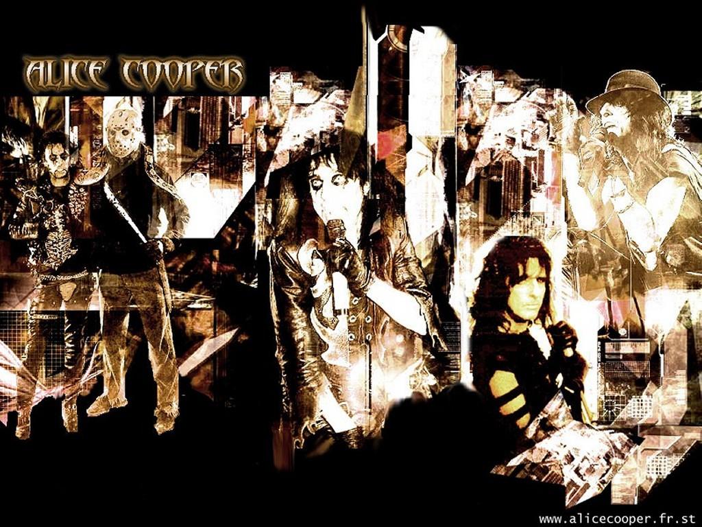 Music Wallpaper: Alice Cooper