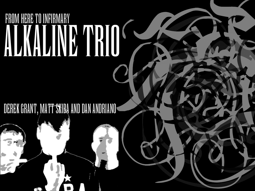 Music Wallpaper: Alkaline Trio