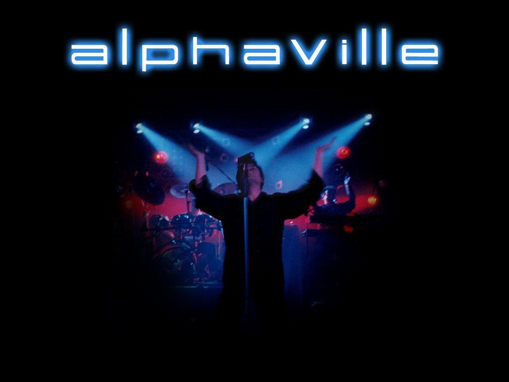 Music Wallpaper: Alphaville