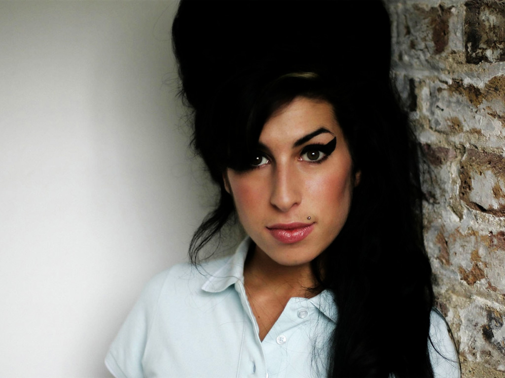 Music Wallpaper: Amy Winehouse