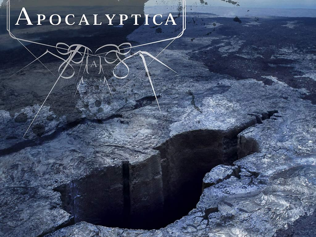 Music Wallpaper: Apocalyptica - Quutamo