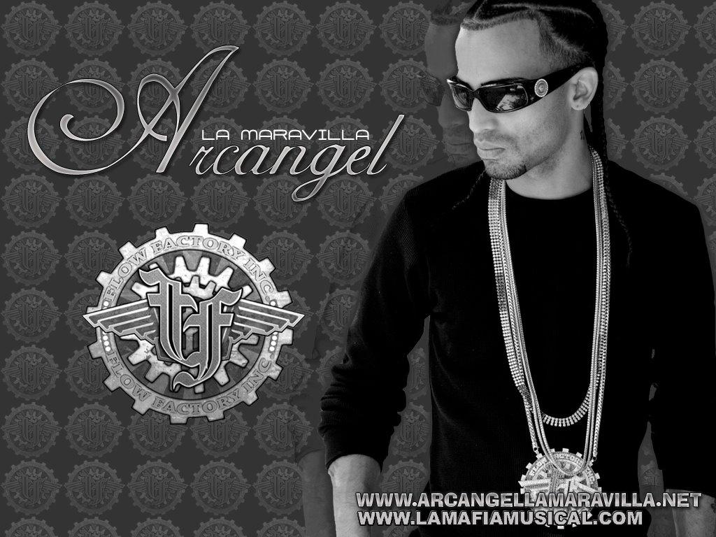 Music Wallpaper: Arcángel