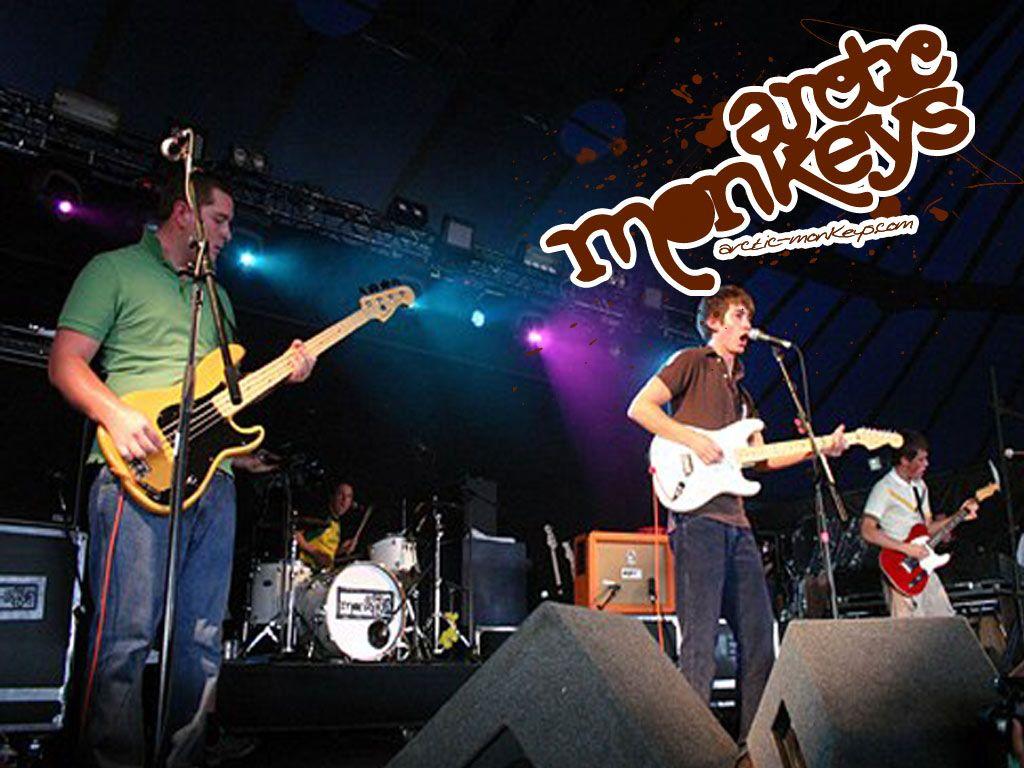 Music Wallpaper: Arctic Monkeys
