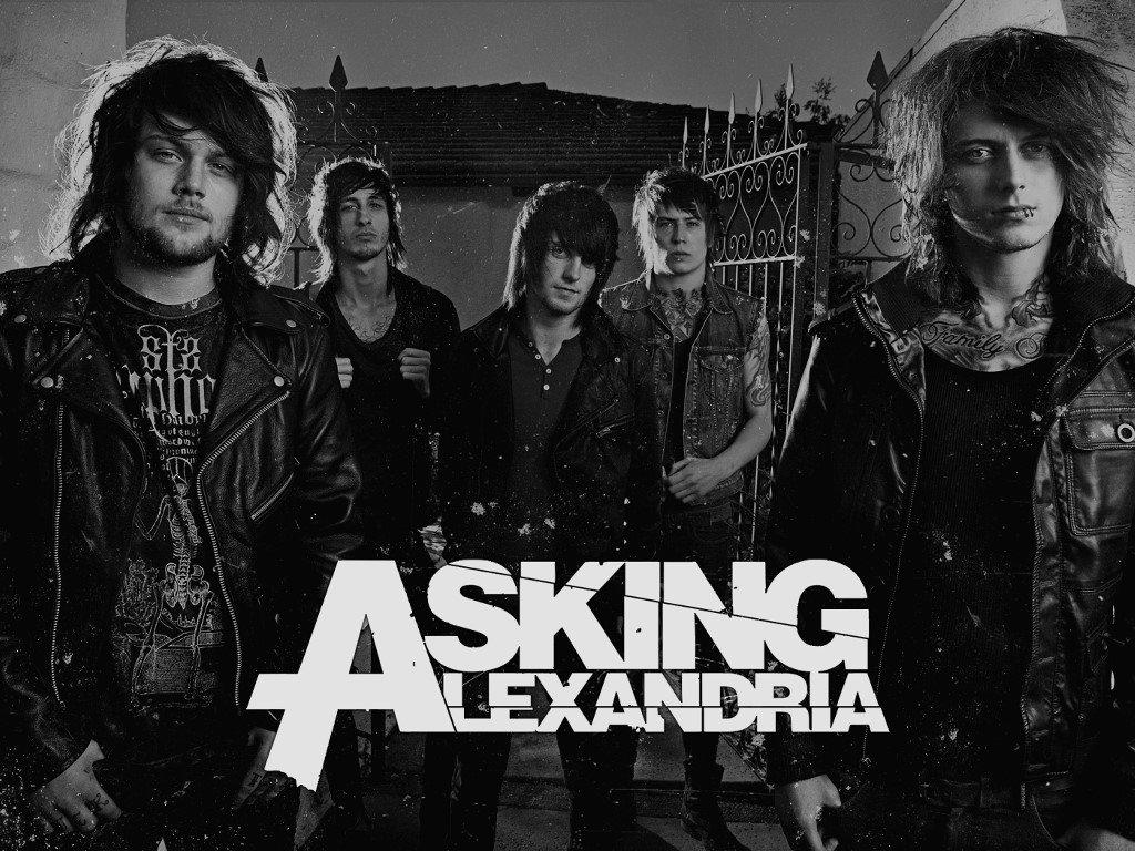 Music Wallpaper: Asking Alexandria