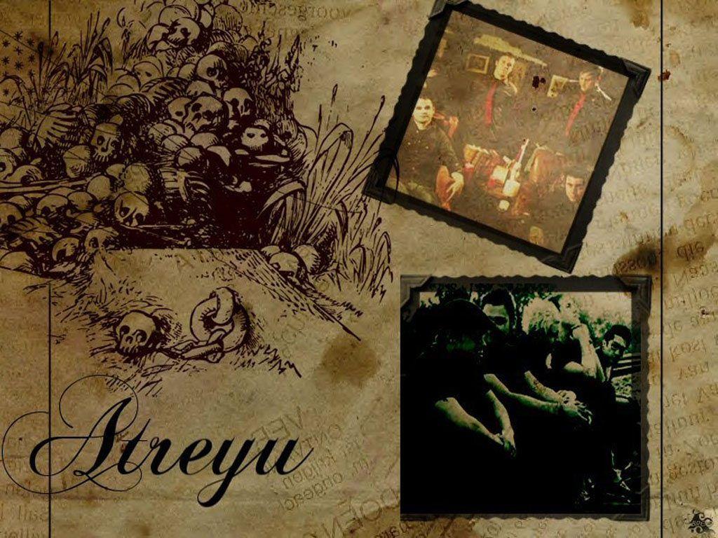 Music Wallpaper: Atreyu