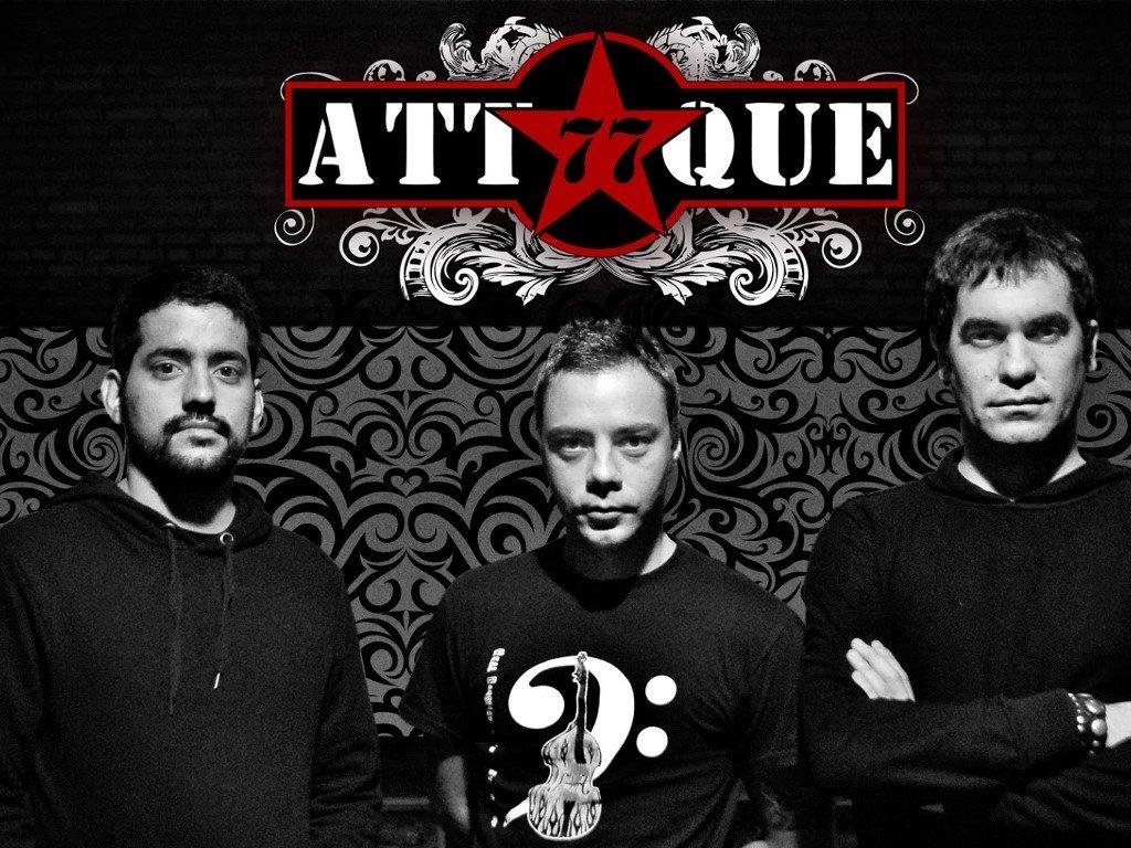 Music Wallpaper: Attaque 77