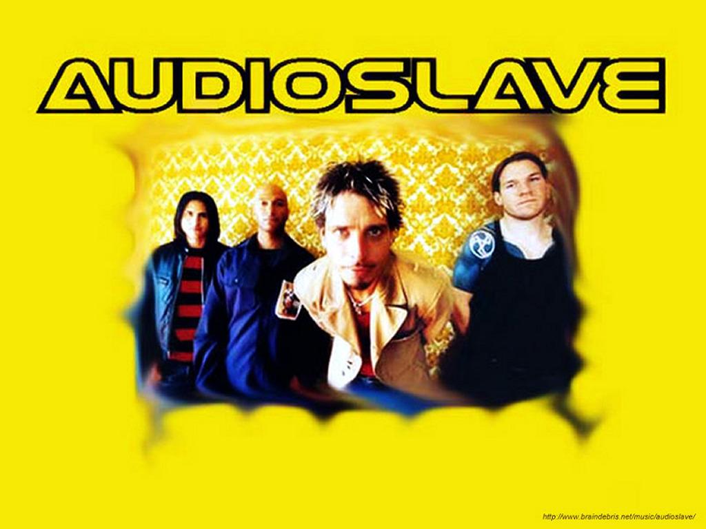 Music Wallpaper: Audioslave