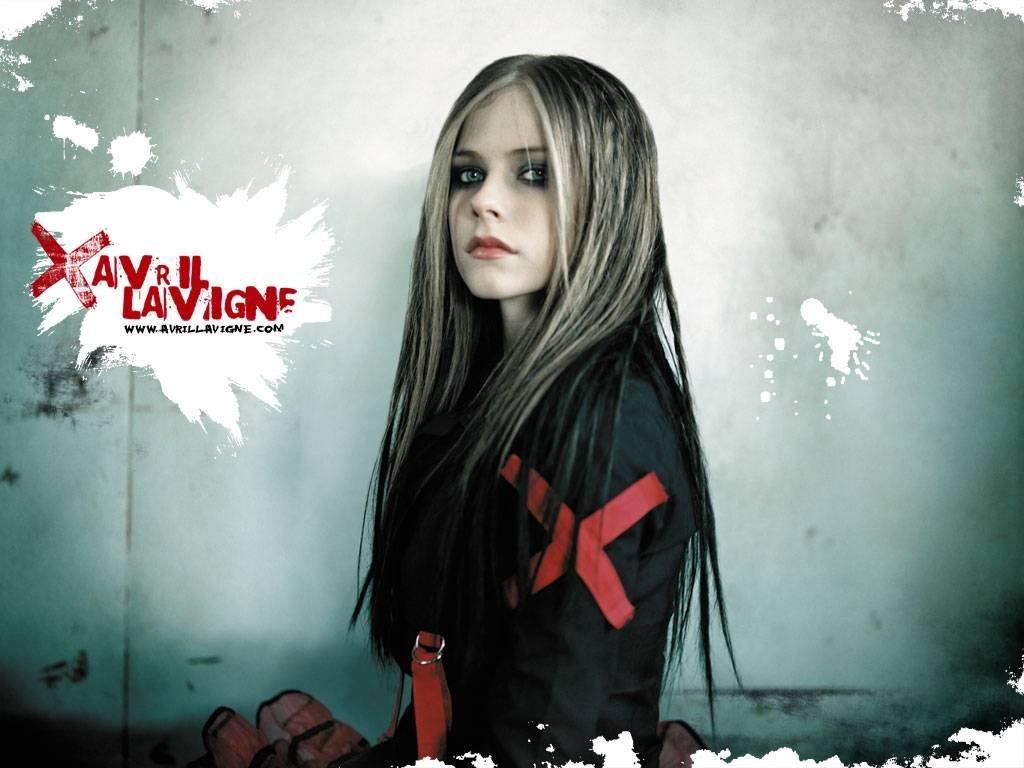 Music Wallpaper: Avril Lavigne