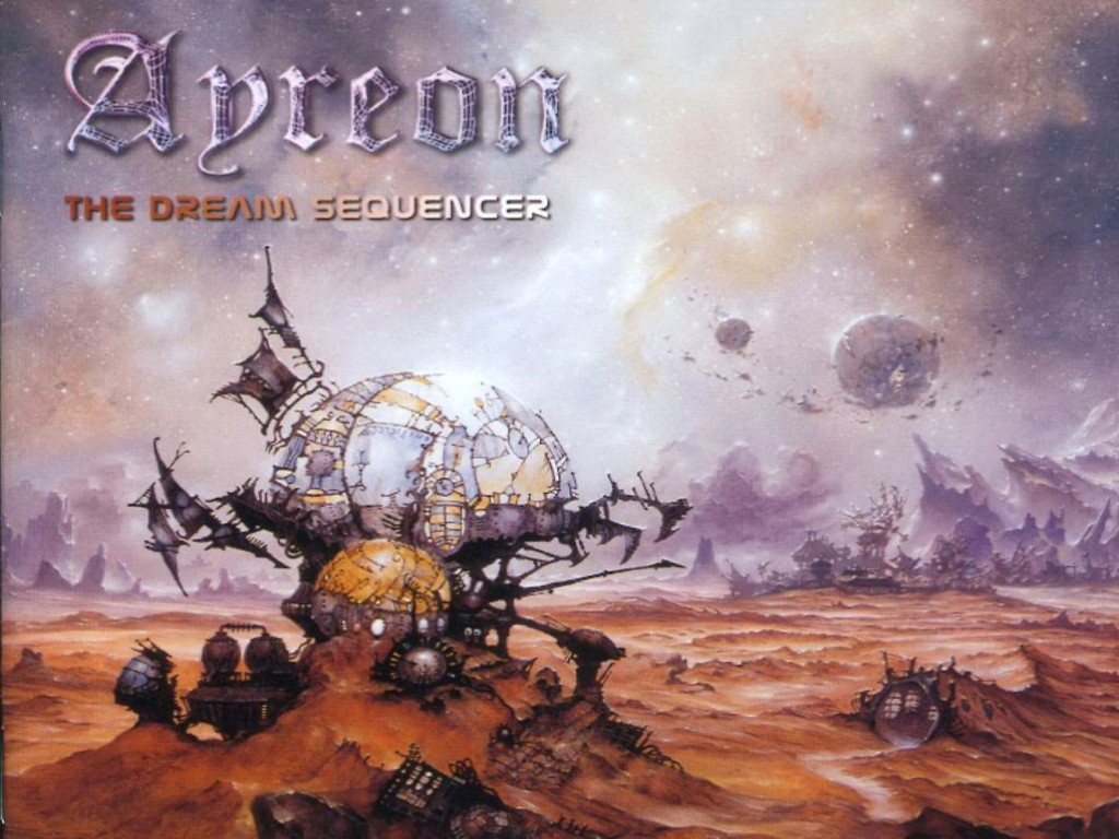 Music Wallpaper: Ayreon - The Dream Sequencer