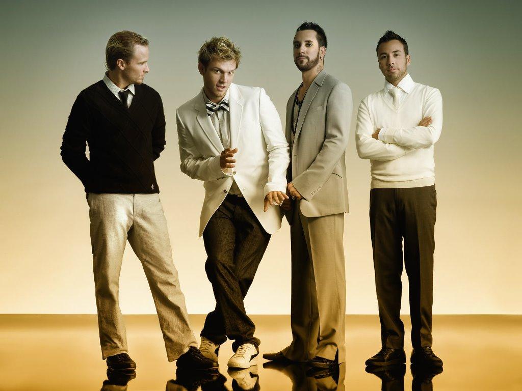 Music Wallpaper: Backstreet Boys