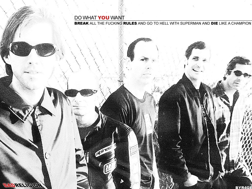 Music Wallpaper: Bad Religion