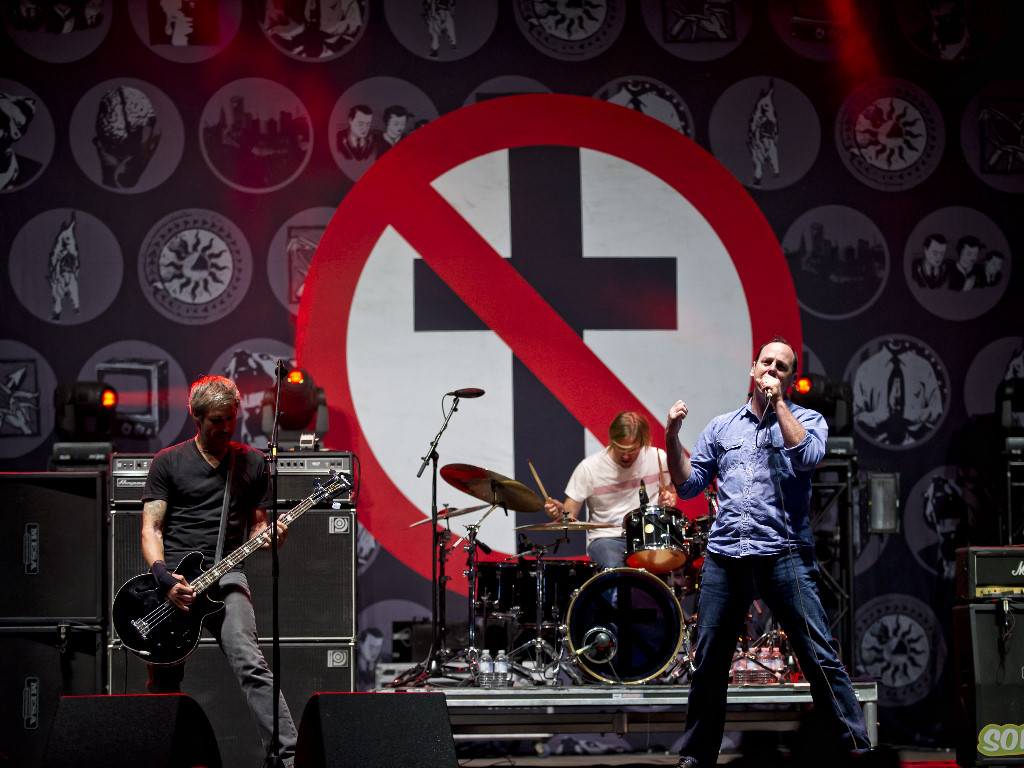 Music Wallpaper: Bad Religion - Live in Montreal