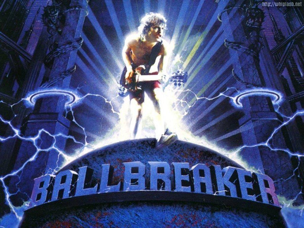 Music Wallpaper: Ballbreaker
