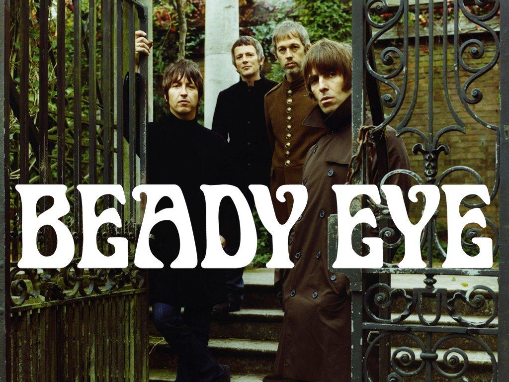 Music Wallpaper: Beady Eye