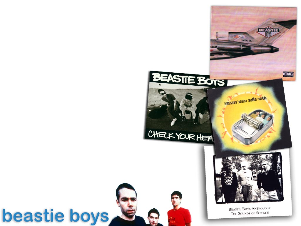 Music Wallpaper: Beastie Boys