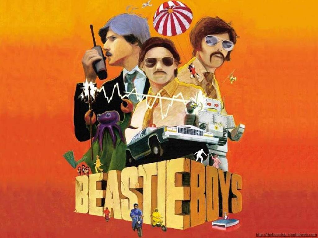 Music Wallpaper: Beastie Boys - DVD