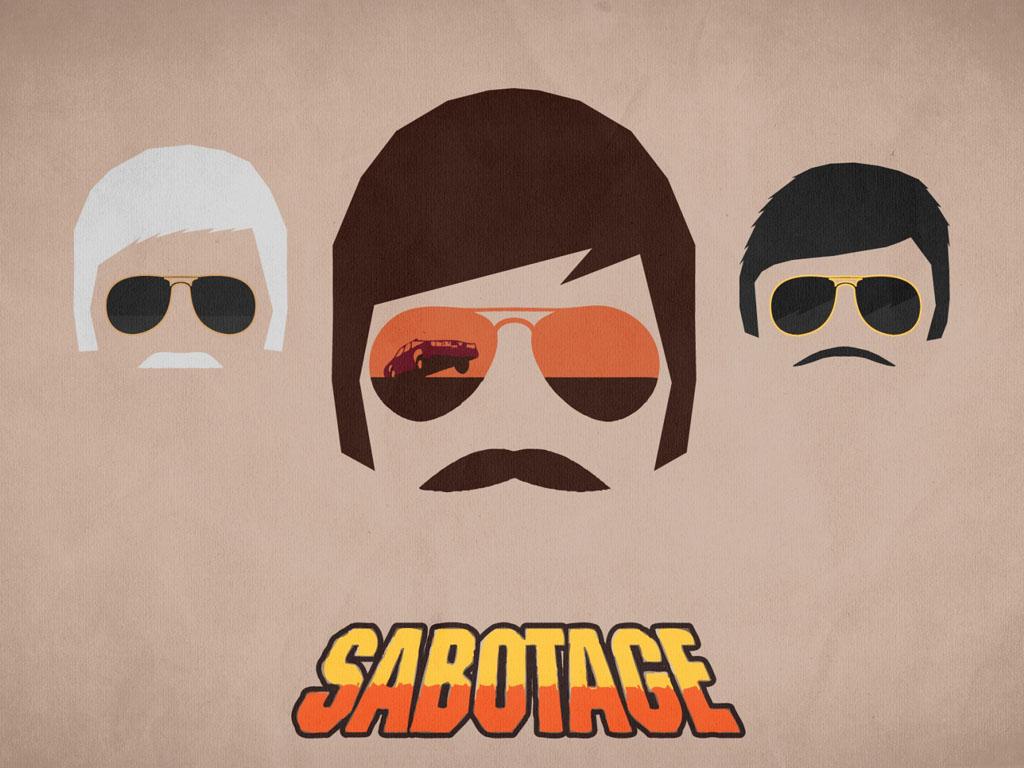 Music Wallpaper: Beastie Boys - Sabotage