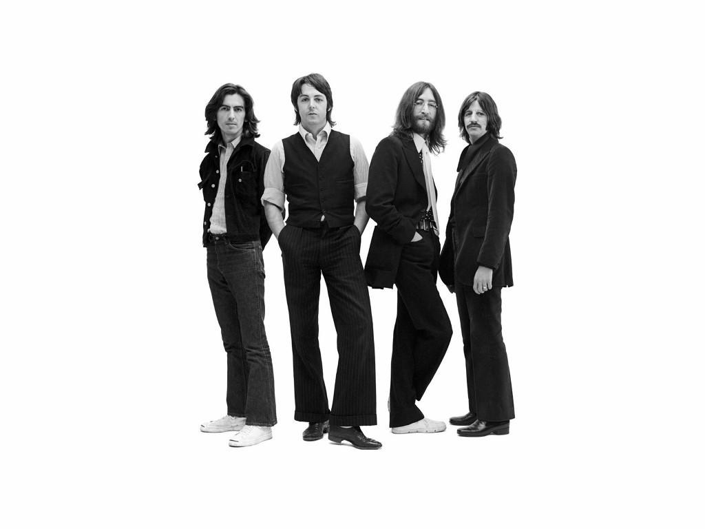Music Wallpaper: Beatles - 70s