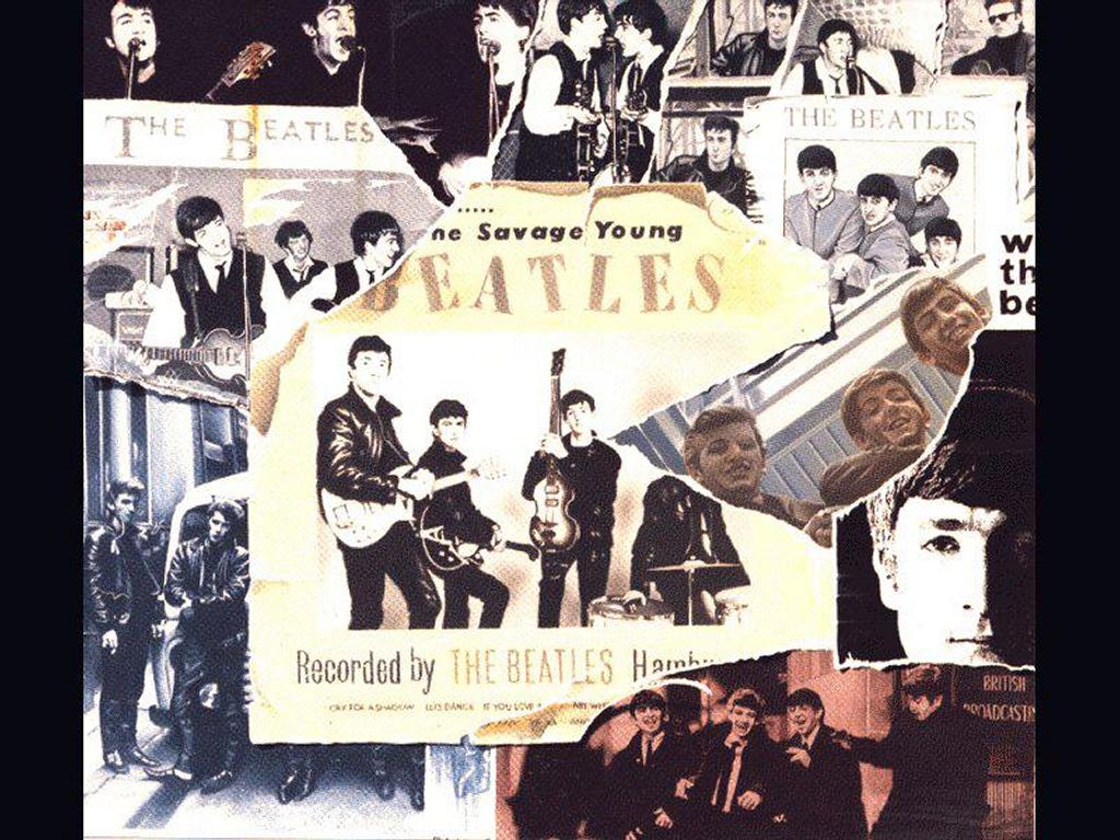 Music Wallpaper: Beatles - Anthology