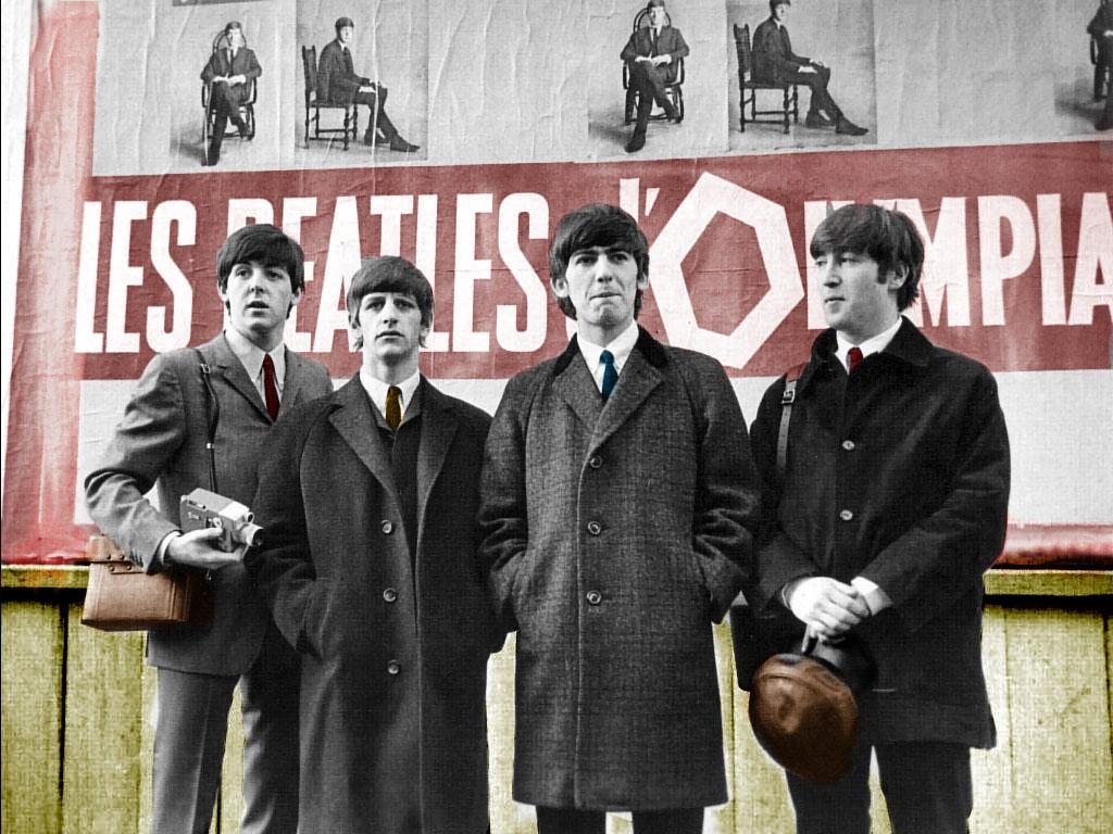Music Wallpaper: The Beatles