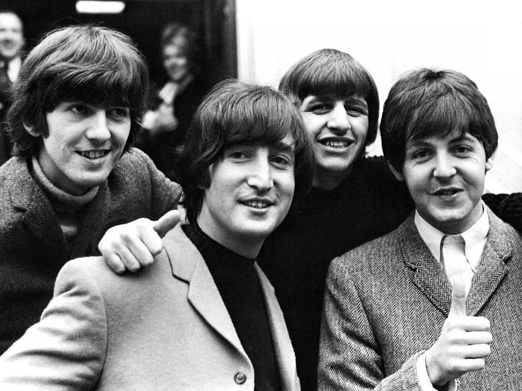 Music Wallpaper: Beatles - Fab Four