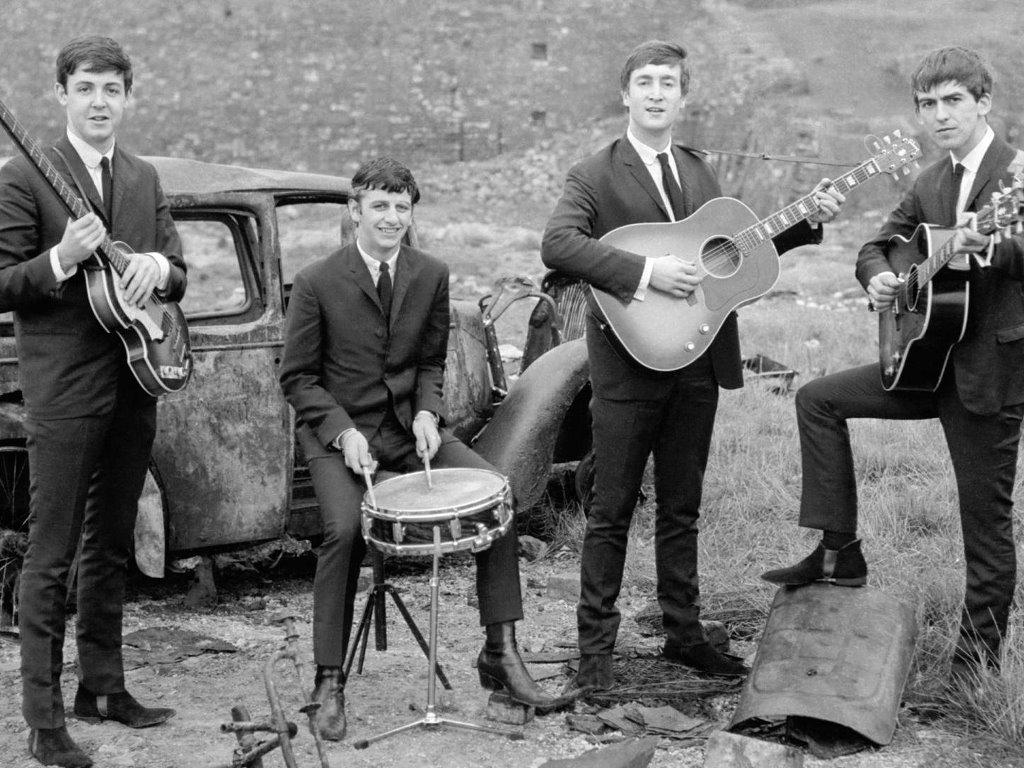 Music Wallpaper: Beatles