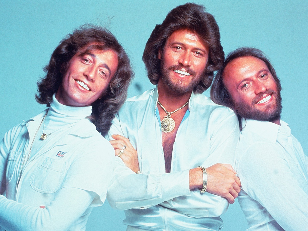 Music Wallpaper: Bee Gees